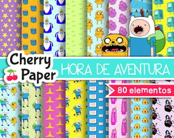 Papel Digital - Hora de Aventura