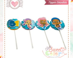 TOPPER P/ DOCES Bubble Guppies