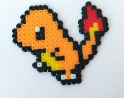 Charmander Pixel Art Pokemon
