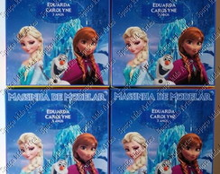Kit de Massinha Frozen