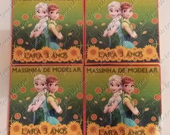 Kit Massinha Frozen Fever