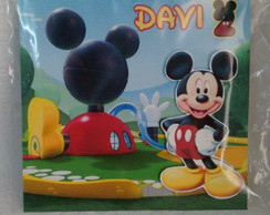 Convite Casa do Mickey