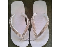 Havaianas Top Decoradas Strass