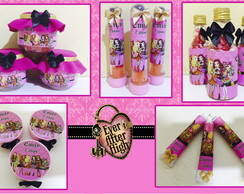 Kit Doce Personalizado - ever after high
