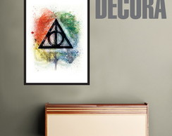 Quadro Harry Potter 10