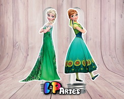Aplique Frozen Fever (P)