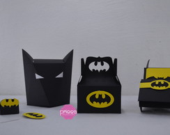 Kit Arquivos de Corte Batman