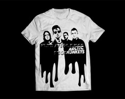 Camiseta Masculina Arctic Monkeys