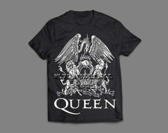 Camiseta Masculina Queen