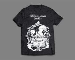 Camiseta Masculina Breaking Bad