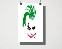 Poster A3 why so serious