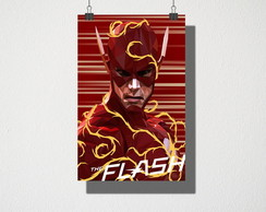 Poster A3 The Flash