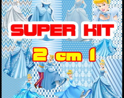Super Kits Digital 2 em 1 Cinderela