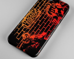 Capinha Case Iphone League of Legends 94