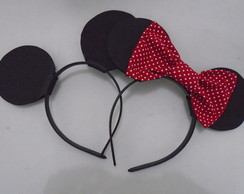 Kit Tiara Mickey e Minnie
