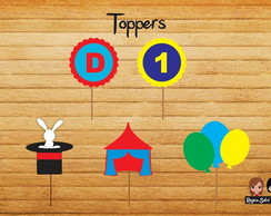Toppers circo 2