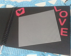 Album de ScrapBook Love ( COM BRINDE ...