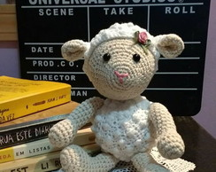 Ovelha Dolly - Amigurumi