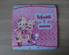 Mouse Pad shopkins