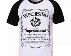 Camiseta Supernatural Winchester Brother