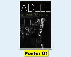 POSTER 30X40 - Adele