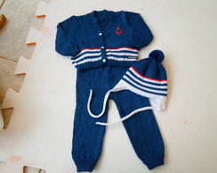 Conjunto Baby in Blue
