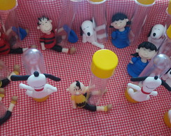Tubete turma do snoopy