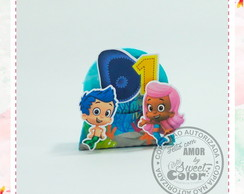 PORTA LATINHA Bubble Guppies