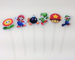 Topper Super Mario Bros