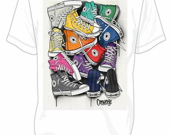 Camiseta All Star coloridos
