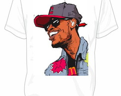 Camiseta Hip Hop Top