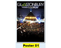 POSTER 30X40 - Coldplay