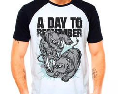 Camiseta A Day To Remember Raglan