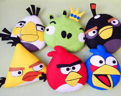 Apostila digital Angry birds