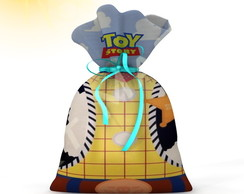 Saquinho Toy Story Wood 1 28cmx18cm