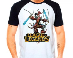 Camiseta League Of Legends Shaco
