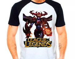 Camiseta League Of Legends Shyvana