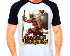 Camiseta League Of Legends Leona