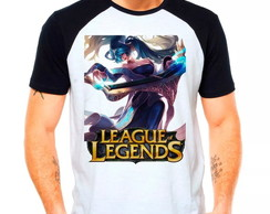 Camiseta League Of Legends Sona