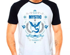 Camiseta Pokemon Go Team Mystic Articuno