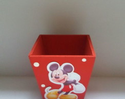 Mini cachepô Mickey