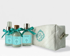 Gift Madrinha - kit spa necessaire