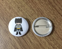 Botton Batman Cute - 2,5cm