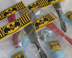 Kit gel e pente, Batman