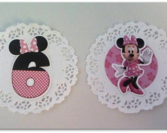 Tag luxo MINNIE ROSA