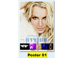 POSTER 30X40 - Britney Spears