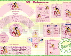 Kit Arte Digital para Personalizados