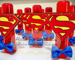 Mini Tubete Personalizado Superman