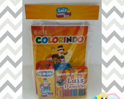 Kit Colorir - Mundo Bita