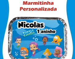 Marmitinha Bubble Guppies